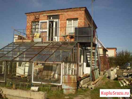 Дача 53 м² на участке 6 сот. Челябинск