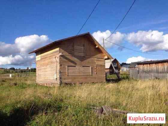 Дом 64 м² на участке 16 сот. Октябрьский
