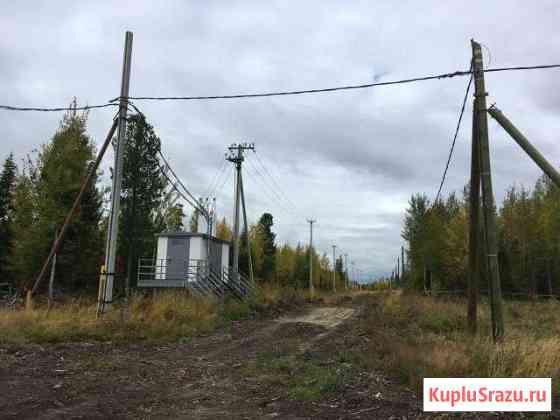 Участок 20 сот. Ханты-Мансийск
