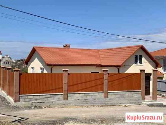 Дом 118 м² на участке 5 сот. Севастополь