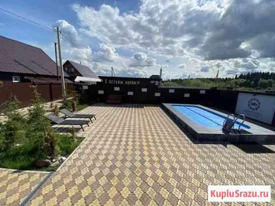 Дом 100 м² на участке 3 сот. Пермь