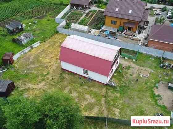 Дом 74.7 м² на участке 10.6 сот. Приамурский
