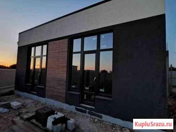 Дом 110 м² на участке 5 сот. Севастополь