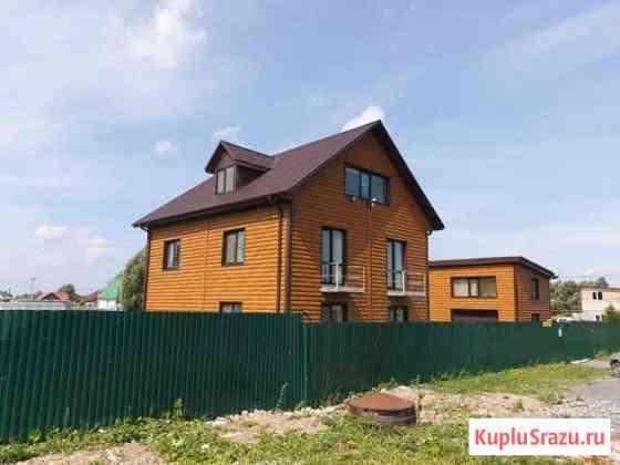 Коттедж 330 м² на участке 90 сот. Тобольск