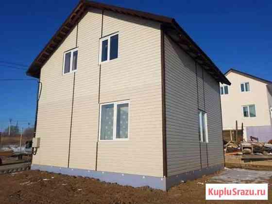 Дом 82 м² на участке 5 сот. Хабаровск