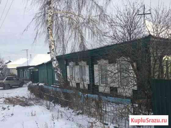 Дом 70.7 м² на участке 2.8 сот. Барабинск