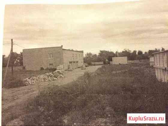 Производственная база Черняховск