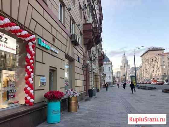 26.5 м2, 1 линия, вывеска на фасаде Москва