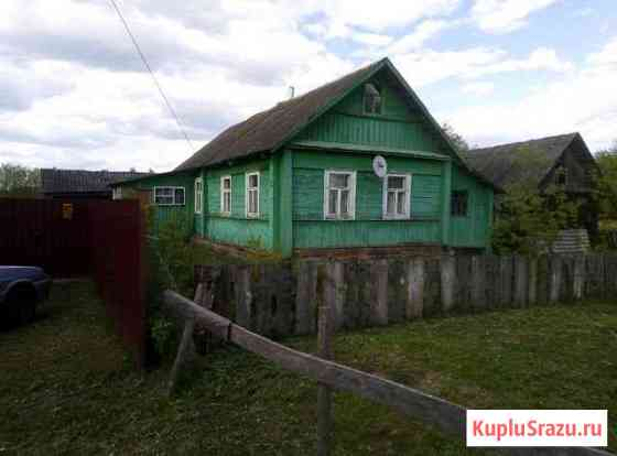 Дом 50 м² на участке 24 сот. Демидов