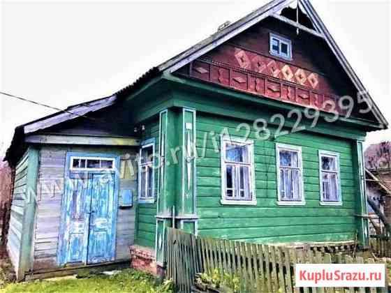 Дом 53 м² на участке 25 сот. Переславль-Залесский