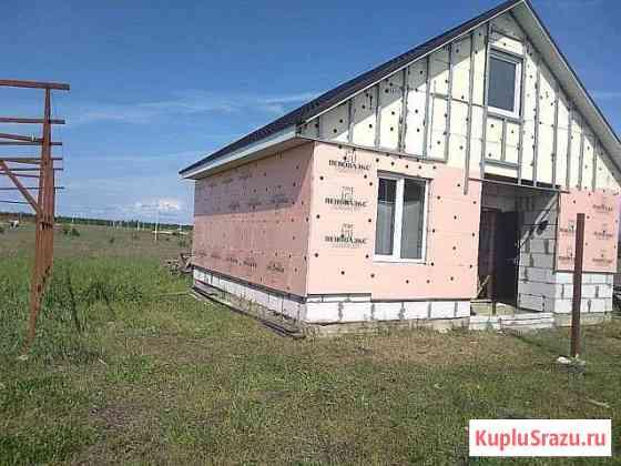 Дом 63 м² на участке 10 сот. Липецк
