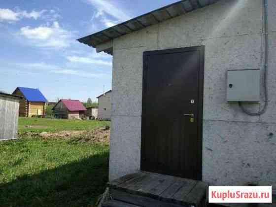 Дом 165 м² на участке 12 сот. Выльгорт
