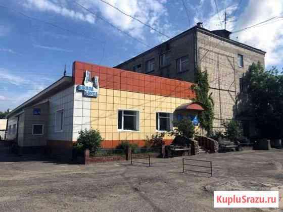 Этаж в офисном здании (пжрт), есть гаражи Томск
