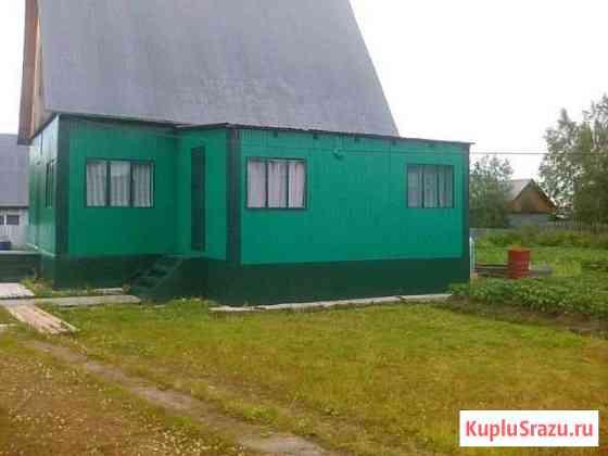 Дом 68 м² на участке 12 сот. Нягань
