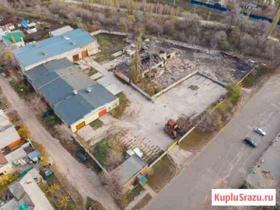 Производственная база с земельным участком Воронеж