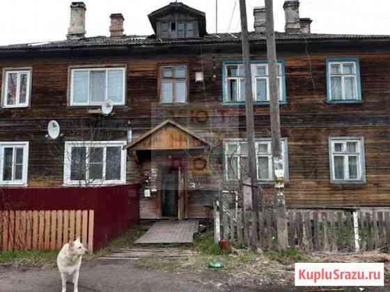 2-комнатная квартира, 47.6 м², 1/2 эт. Архангельск