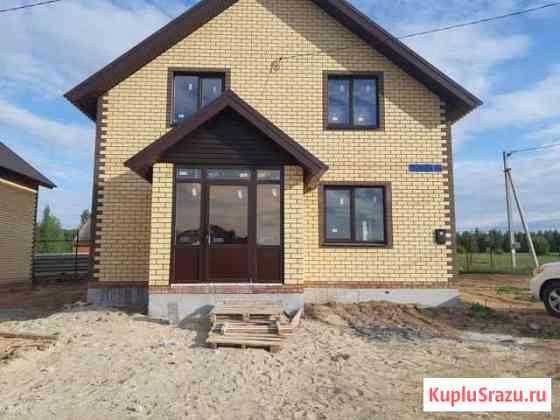 Коттедж 125 м² на участке 6 сот. Казань