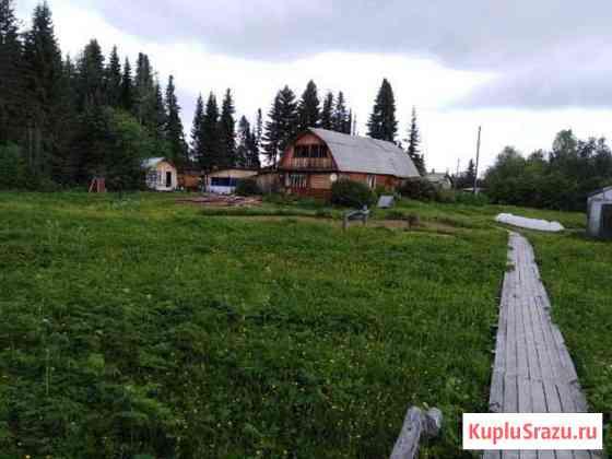 Дом 91 м² на участке 35 сот. Троицко-Печорск