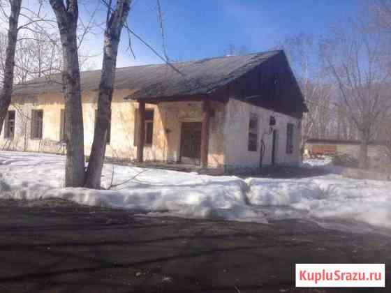 Отдельно стоящее здание, (собственность) 194.4 кв.м. Елизово