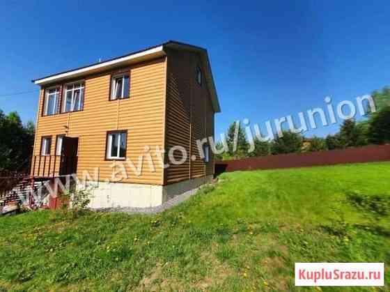 Дом 200 м² на участке 10 сот. Кемерово