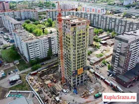 1-комнатная квартира, 39 м², 17/20 эт. Красноярск