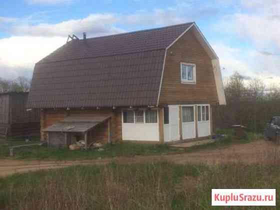 Дом 60 м² на участке 17 сот. Красноборск