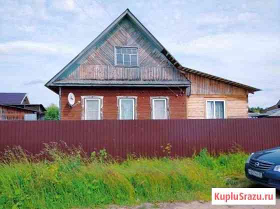 Дом 59 м² на участке 6.3 сот. Котлас