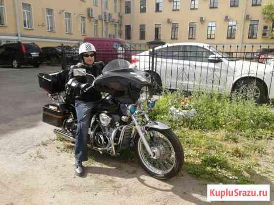 Чопперенок Honda steed 600 (Обвес электричкастайл) Санкт-Петербург