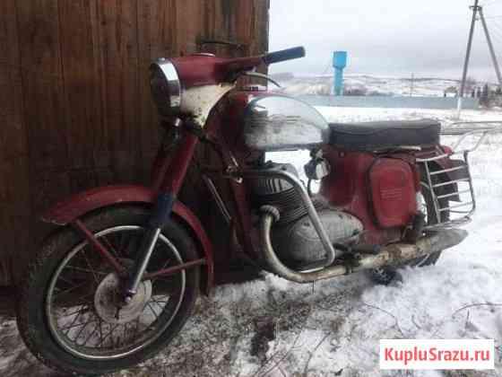 Ява 360, Урал с коляской Казань