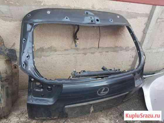 Лексус rx 350 крышка багажника Мирное