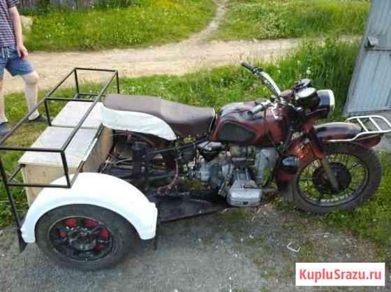 Мотоцыкл Култук