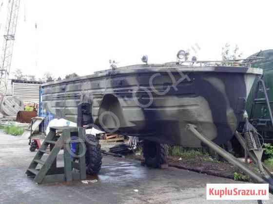 Корпус катера бмк-130 Новосибирск