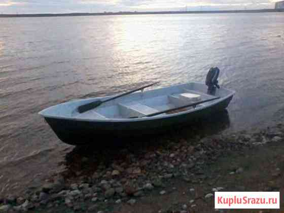 Пластиковая лодка Рыбинск