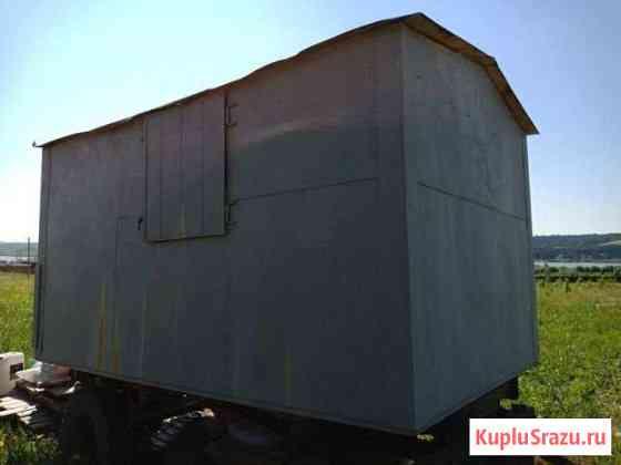 Вагон бытовка на колесах Пермь