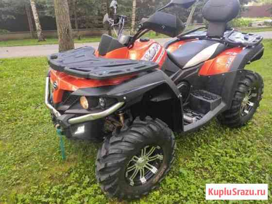 Cf moto.x5.xo. eps.2015г.пробег 930км Долгопрудный