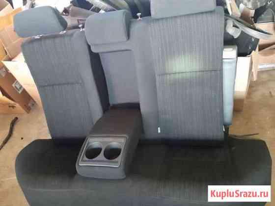 Сиденье заднее Toyota Corolla 150 Лесная Поляна