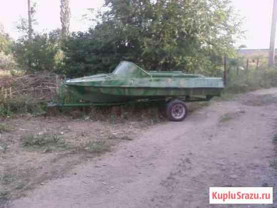 Мотолодка Обь М Ростов-на-Дону