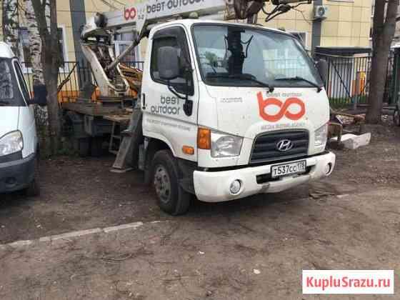 Автовышка (автогидроподъемник) Hyundai HD-78 TA-22 Всеволожск