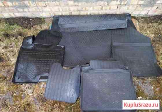 Комплект ковриков для hyundai i40 Ярославль