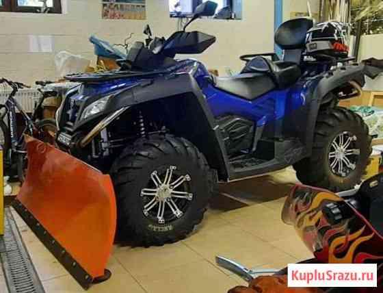 CF moto ATV CF 800-2 2012 год Обухово