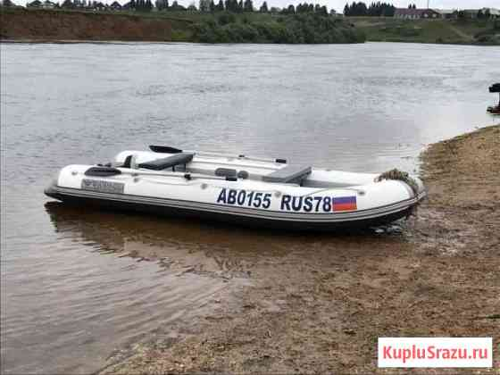 Флагман 420 igla Новая Архангельск