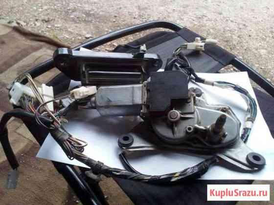 Моторчик заднего дворника 5-й двери Toyota Ipsum Биробиджан
