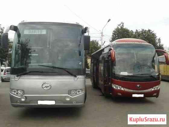 Туристические автобусы хайгер и ютонг Владимир