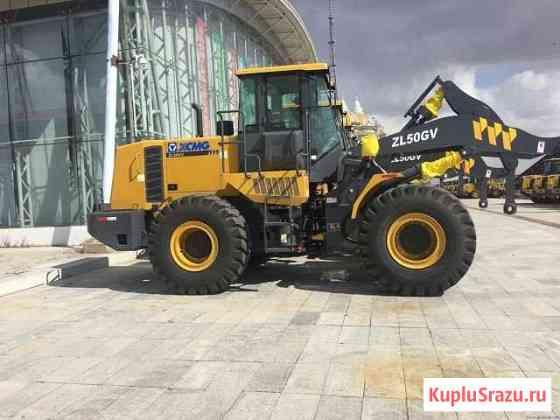 Погрузчик xcmg ZL50GV 5 тонн джойстик 2020 года Челябинск