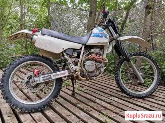 Honda xlr250 Пироговский