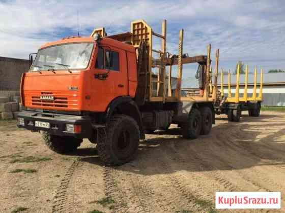 Камаз 43118-10 Красноборск