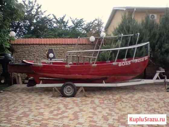 Морская лодка Краснодар