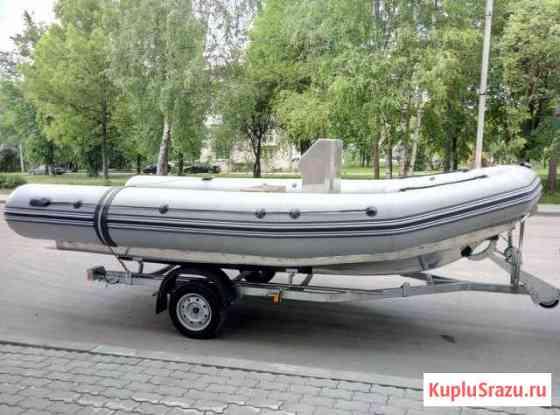 Алюминиевый RIB Raider Marin RM 610 Мурманск