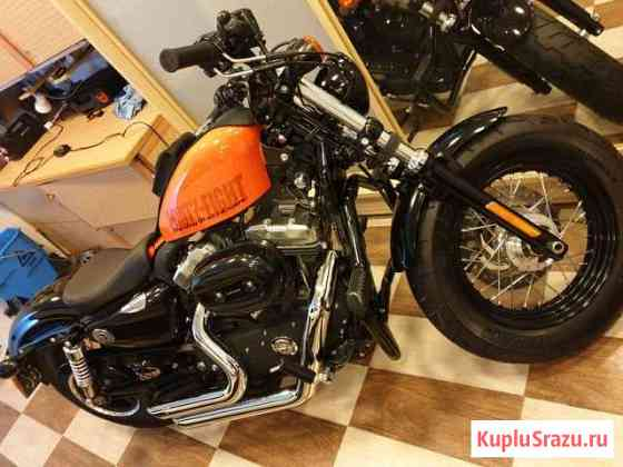 Harley-Davidson Sportster 1200 Урай