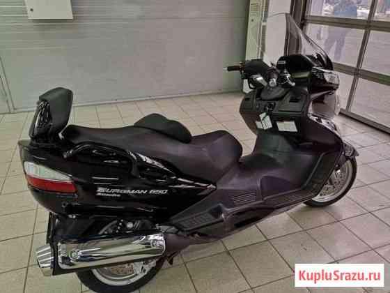 Suzuki Burgman 650 Москва